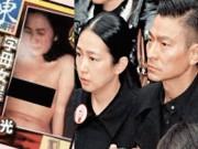 Phim - Rùng mình chuyện sao Hoa ngữ có quan hệ với xã hội đen