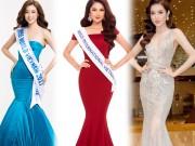Mỹ nữ Việt nào làm nên chuyện tại 3 đấu trường hoa hậu nhất nhì thế giới