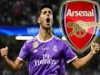 Chuyển nhượng Real 18/8: Arsenal hỏi mua Asensio 72 triệu bảng
