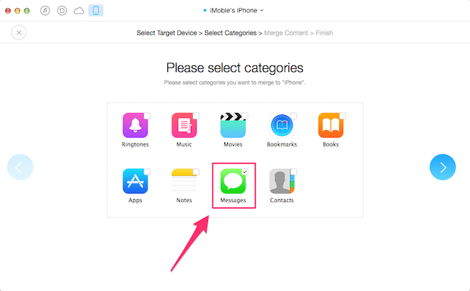 Cách chuyển tin nhắn văn bản từ iPhone sang iPhone nhanh nhất - 4
