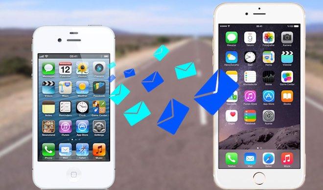 Cách chuyển tin nhắn văn bản từ iPhone sang iPhone nhanh nhất - 1