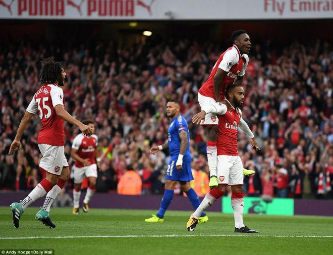 """Stoke City – Arsenal: Thấp thỏm lo """"công làm, thủ phá"""" - 1"""