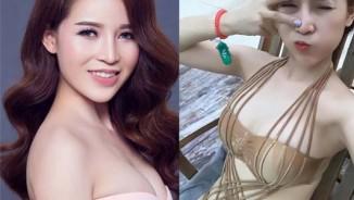 Trước khi bị bắt vì bán dâm, Hoa khôi này từng tuyên bố cự tuyệt scandal