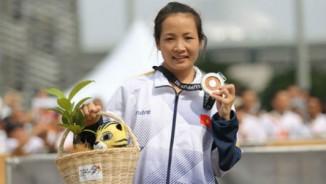 """Hoàng Thị Thanh xin lỗi """"lỡ HCV ngày đèn đỏ"""" và nguy cơ thử doping"""
