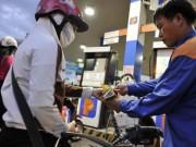 Giá xăng tiếp tục tăng kể từ 15h chiều nay
