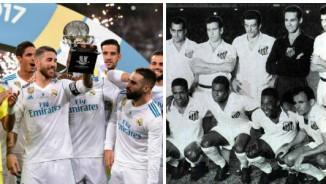 """Real áp sát siêu kỉ lục ghi bàn: Đặt Barca dưới chân, VUA Pele """"run sợ"""""""