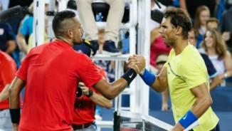 Thua thảm ở Cincinnati, Nadal thề sẽ lên đỉnh Mỹ mở rộng