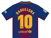 """Tin vắn bóng đá - Tin HOT bóng đá tối 19/8: Barca mặc """"áo độc"""" vì nạn nhân khủng bố"""