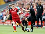 Bóng đá - Liverpool - Crystal Palace: Pha kết liễu sắc lẹm