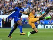 Leicester City - Brighton: Đòn phủ đầu choáng váng