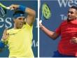 """TRỰC TIẾP tennis Nadal - Kyrgios: """"Khắc tinh"""" và bài toán thể lực"""