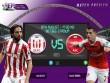 """Stoke City – Arsenal: Thấp thỏm lo """"công làm, thủ phá"""""""