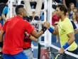 """Cincinnati ngày 6: Nadal thua đau, """"ngai vàng"""" là của Kyrgios"""