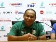 HLV Philippines coi trận gặp U22 Việt Nam như 'chung kết'