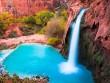 """""""Phát cuồng"""" vì thác nước đẹp không tưởng ẩn mình trong hẻm núi"""