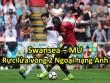 Swansea - MU: Ngây ngất bộ tứ huyền ảo, bàn thắng đẹp như mơ
