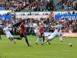 """MU vùi dập Swansea: Martial chính là """"bom tấn"""", dứt điểm ngọt như Henry"""