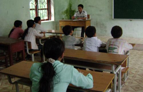 Không chỉ việc làm, giáo viên còn cần được coi trọng - 1