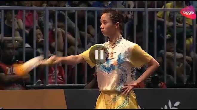 """""""Nữ hoàng wushu"""" Thúy Vi: HCV SEA Games đầu tiên & vinh quang chói lọi"""