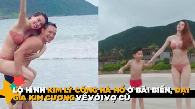 NÓNG nhất tuần: Kim Lý cõng Hà Hồ trên biển, Chu Đăng Khoa về với vợ cũ