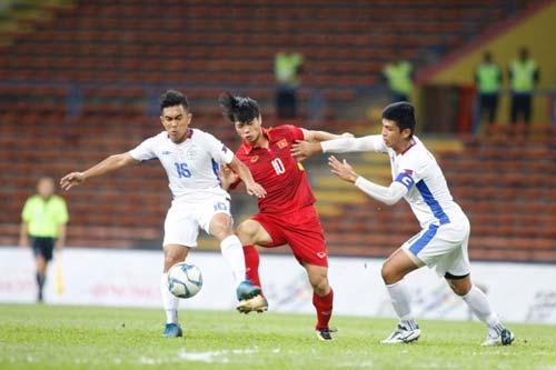 Chi tiết U22 Việt Nam - U22 Philippines: Tuấn Tài lập công (KT) - 4