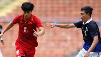 U22 Việt Nam – U22 Philippines: Công Phượng thở nhẹ lần cuối (SEA Games)