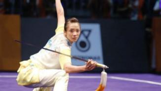 """""""Nữ hoàng wushu"""" Thúy Vi: HCV SEA Games đầu tiên & đỉnh cao chói lọi"""