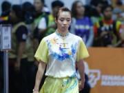 """Thể thao - """"Nữ hoàng wushu"""" Thúy Vi: HCV SEA Games đầu tiên & vinh quang chói lọi"""