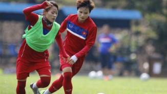 TRỰC TIẾP bóng đá Tuyển nữ Việt Nam - Nữ Myanmar: Quyết hạ kình địch
