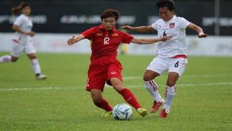 Đội tuyển nữ Việt Nam - nữ Myanmar: Những đòn kết liễu siêu hạng