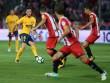 Girona - Aletico Madrid: Thẻ đỏ, cú đúp & rượt đuổi nghẹt thở