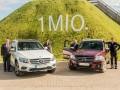 Ô tô - Mercedes GLC đã xuất xưởng được 1 triệu xe