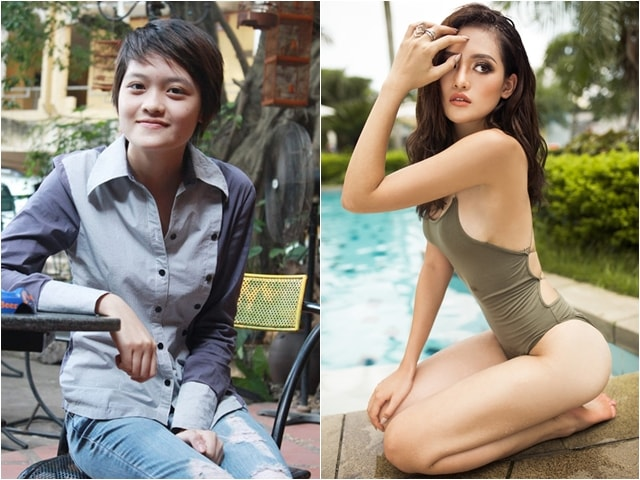 """Màn lột xác """"gây choáng"""" của cô ca sĩ Nam Định ở tuổi 20 - 13"""