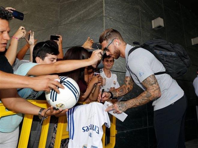 Chi tiết Deportivo - Real Madrid: Hỏng 11m, Ramos thẻ đỏ (KT) - 8