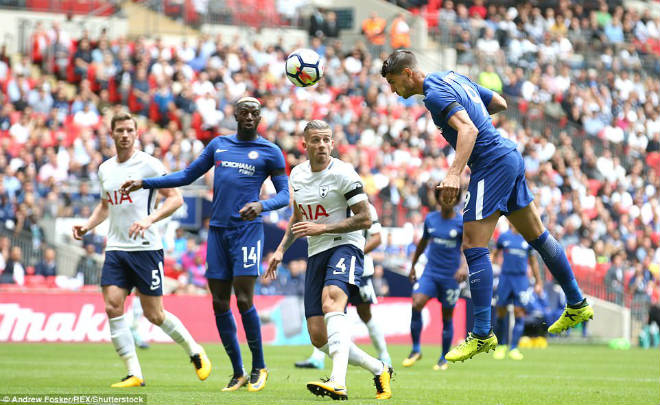 Góc chiến thuật Tottenham – Chelsea: Mũi dao bất ngờ của Conte - 6
