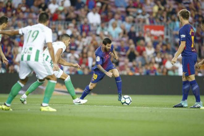 Barcelona - Betis: Truyền nhân Neymar & show diễn hảo hạng - 1