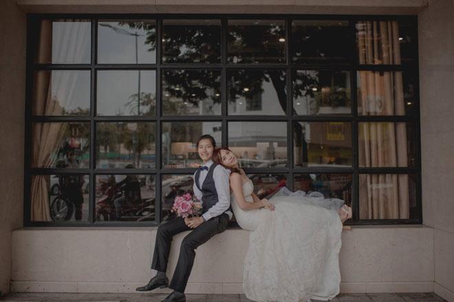"""Cần chi đi đâu xa, ở Việt Nam thôi cũng có được bộ ảnh cưới """"cute lạc lối"""" - 13"""