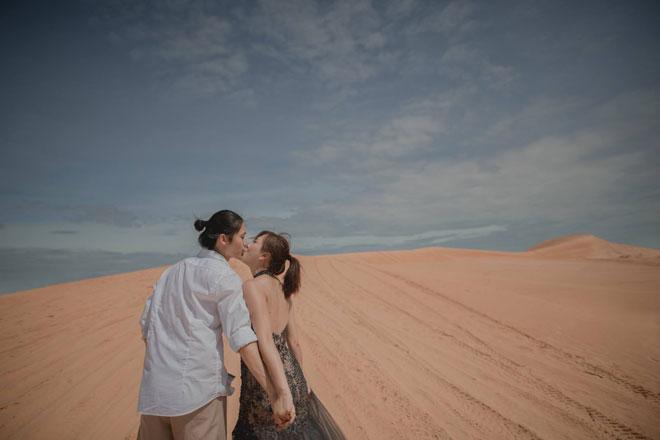 """Cần chi đi đâu xa, ở Việt Nam thôi cũng có được bộ ảnh cưới """"cute lạc lối"""" - 3"""
