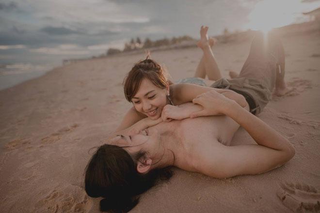 """Cần chi đi đâu xa, ở Việt Nam thôi cũng có được bộ ảnh cưới """"cute lạc lối"""" - 19"""