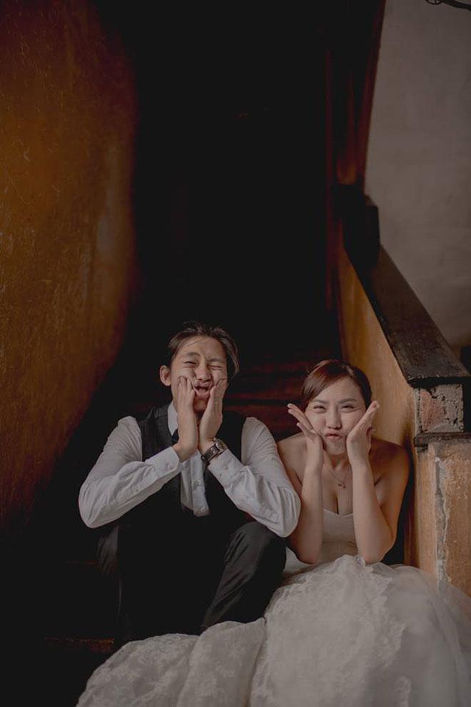 """Cần chi đi đâu xa, ở Việt Nam thôi cũng có được bộ ảnh cưới """"cute lạc lối"""" - 6"""