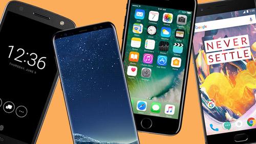Top smartphone bán chạy nhất toàn cầu quý 2/2017 - 1