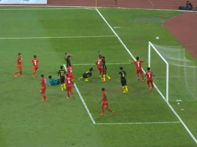 """U22 Malaysia - U22 Myanmar: """"Ronaldo Myanmar"""" bị khóa, kết cục bất ngờ - 1"""