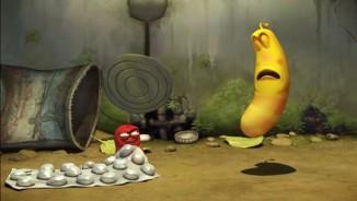 Phim hoạt hình Larva: Cú bay quyết định