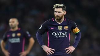 """Messi đến Manchester 300 triệu euro: Barca """"bó tay chịu trói"""""""