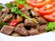 Sức khỏe đời sống - Những người này ăn thịt bò sẽ rất nguy hiểm