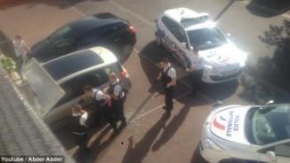 Video cảnh sát Pháp bắn chết tài xế vì không ra khỏi xe