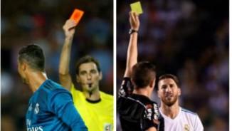 """Thuyết âm mưu: Real mất Ronaldo - Ramos, La Liga """"chống lưng"""" Barca"""