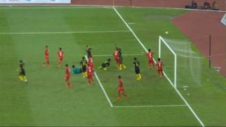 """U22 Malaysia - U22 Myanmar: """"Ronaldo Myanmar"""" bị khóa, kết cục bất ngờ"""
