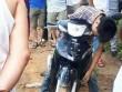 Hy hữu: Nam thanh niên tử vong nhưng vẫn ngồi trên xe máy, chân chạm đất