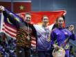 Danh sách VĐV Việt Nam giành HCV SEA Games 2017 mới nhất (trưa 22/8)